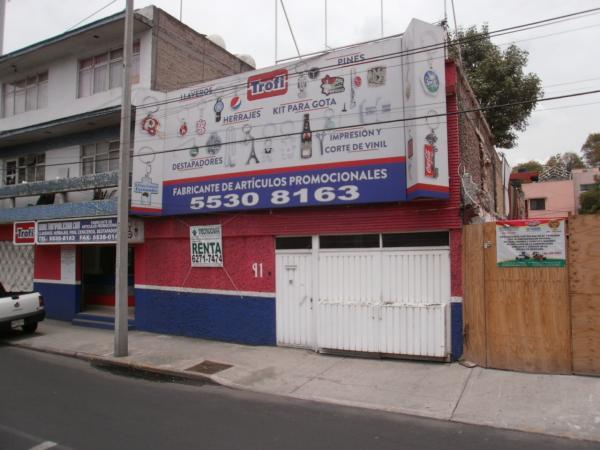 RENTA de CASAS en Benito Juárez