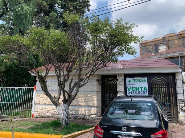 VENTA de CASAS en Naucalpan de Juárez