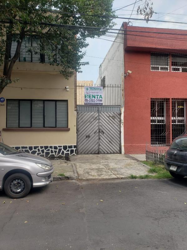 RENTA de CASAS en BENITO JUAREZ