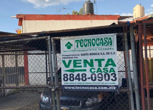 VENTA de CASAS en TLALNEPANTLA DE BAZ