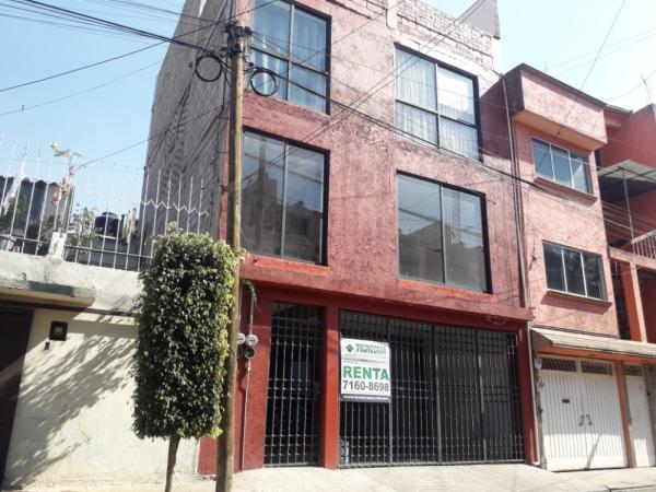 RENTA de DEPARTAMENTOS en BENITO JUAREZ